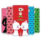 HEAD CASE DESIGNS CHRISTMAS CATS HARD BACK CASE FOR HUAWEI MATE S
