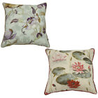 Scatter Box Lotus Flower Petal Feather Filled Cushion, 58 x 58 Cm