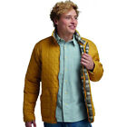 Regatta Jacket Lennon Mens Quilted Warm Water Repellent Outdoor Work Hard Wear