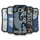 HEAD CASE DESIGNS JEANS AND LACES HYBRID CASE FOR SAMSUNG GALAXY A3 (2016)