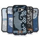HEAD CASE DESIGNS JEANS AND LACES HYBRID CASE FOR SAMSUNG GALAXY A7 (2016)