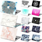 "Rubberized Mandala Marble Hard Case Key Cover For Macbook Pro 13""15 Air 11""12""13"