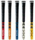 """100% GENUINE""GOLF PRIDE MULTI COMPOUND GRIPS X1 *ALL COLOURS & SIZES+ FREE TAPE"