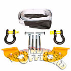 Recovery Point kit for Nissan Patrol GU series 3 on 80 105 series