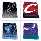 "Choose Your NBA Basketball Team 50 x 60"" Plush Raschel Throw Blanket"