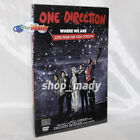 One Direction: Where We Are Live From San Siro Stadium DVD Multi región