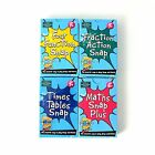 Maths and Number Brainbox Card Games from Age 7+ Learning Snap and Memory Pairs