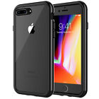 Cases Covers Skins - JETech For IPhone 7 Plus 7 Case Hybrid Shockproof Clear Back Bumper Cover