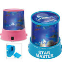Romantic Star light LED Starry Night Sky Projector Lamp Cosmos Master Kids Gift  фото