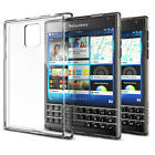 BlackBerry Passport Case, [Ringke Fusion] Shockproof Protective Clear Cover
