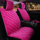 Universal 5-seat Front & Rear Car Seat Cushions Cover Protector fit All Car ZB
