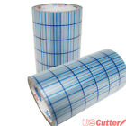 "100yd Clear Transfer Application Tape with Grid, Medium Tack, Size 12"" , 24"" NEW"