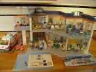 Playmobil Hospital 4404, operating theatre 3981 and ambulance 4221 bundle