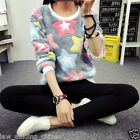 Women Sweater Pullover Long Sleeve Knitted Jumper Fashion Casual Clothing