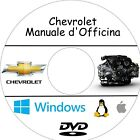 Manuali Officina CHEVROLE