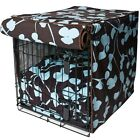 """Molly Mutt """"Your Hand in Mine"""" Dog Crate /Kennel cover FREE shipping"""