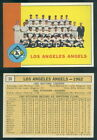 (47489) 1963 Topps 39 Angels Team Angels-NM+