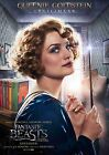 Fantastic Beasts & Where To Find Them A4 & A3 posters - Queenie Goldstein Opt11