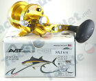 Avet SXJ6/4 Gold 2-Speed Lever Drag Casting Reel! FREE HALCO MAX190 W/PURCHASE