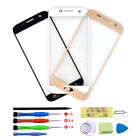 Outer Front Glass Lens Screen Replacement For Samsung Galaxy S7 G930 + Tools