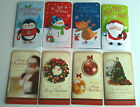 4 x Christmas Money Wallets- Choice of Children or Traditional Design