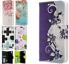 For Alcatel Idol 4 Premium Leather Wallet Case Pouch Flip Cover +Screen Guard