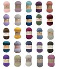Hayfield Bonus Aran With Wool Great Value 400g Balls - Large Choice of Shades