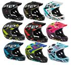 MET Fahrrad Helm Parachute Downhill DH FR MTB Mountainbike Enduro Freestyle WOW