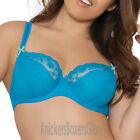 Curvy Kate Lingerie Florence Balcony Bra Pacific Blue NEW 8001 Select Size