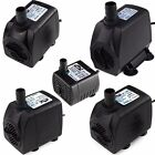 53-1200GPH Submersible Water Pump Aquarium Pond Fountain Water Hydroponic