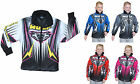 Wulfsport Cub Kids Youth Arena Padded MX Motocross Enduro Casual Quad Jacket