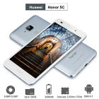 "Original HuaWei Honor 5C Kirin 650 Octa Core 5.2"" FHD 13.0MP metal 4G Smartphone"