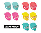 URBAN PROOF SILICONE LED LIGHT SET, FRONT & REAR, x5 COLOURS RRP £5.99