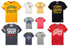 New Mens Superdry Tshirts Selection - Various Styles & Colours