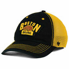 Boston Bruins NHL Taylor Closer Mesh Cap Hat Retro Winter Classic Foxboro Men's $12.99 USD on eBay