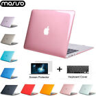 Mosiso Hard Cover Case for Macbook Pro 13 15 w/out Touch Bar 2017  A1706  A1707