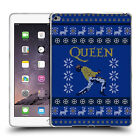 OFFICIAL QUEEN CHRISTMAS SOFT GEL CASE FOR APPLE SAMSUNG TABLETS