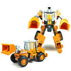 New Robot Deformation Car Engineering Armor Vehicle Puzzle Toy For Children Kids