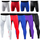 New Men Under Armour Base Layer Tight Thermal Gym Bottom Sport Pants Trousers