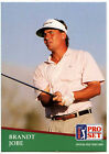 Brandt Jobe #73 PGA Tour Golf 1991 Pro Set Trade Card (C321)
