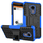 Huawei Honor 5C(tl00h) case , exact fit drop protection stand shockproof blue