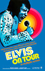 Elvis On Tour - 1972 - Movie Poster