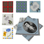 New Party Burns Night Paper Napkins Serviettes - Range of Designs (Pack of 20)