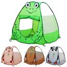 Toddler Baby Animal Folding Pop Up Play Tent Kids In/Outdoor Playhouse Playhut