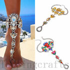 1pc Fashion Women Chain Anklet Ankle Bracelet Barefoot Sandal Beach Foot Jewelry