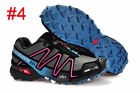 HOT! Outdoor Men's Speedcross 3 Athletic Running Hiking Sneakers fashion Shoes