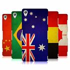 HEAD CASE DESIGNS VINTAGE FLAGS HARD BACK CASE FOR SONY PHONES 1