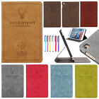 Luxury Smart Slim Leather Stand Flip Case Cover For Ipad 2 3 4/mini/air/pro 9.7""