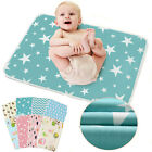 Внешний вид - Durable Baby Changing Pad Infant Cotton Nappy Cover Toddler Waterproof Urine Mat
