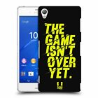 HEAD CASE DESIGNS POWER STATEMENT HARD BACK CASE FOR SONY PHONES 1